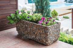 Flowerpot decorative Prolisok