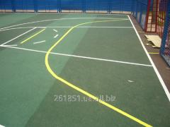 Покриття для спортивних площадок