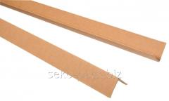 Corner of cardboard 35 mm x 2 mm x m2m