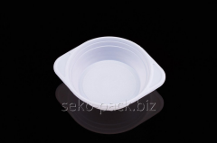 Plate of one-time of D150 (50) of Soup 550 ml