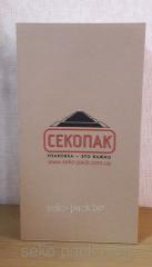Box cardboard 31 cm h26sm h31,5sm (25 dm3)