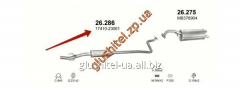 The Toyota Yaris 1.0 - 16V 26.286 99-03 Polmostrow
