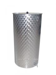 Capacity from pishch. Stainless steel 150-v of