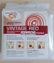 Челленж красный марочный (Сhallenge Vintage Red).