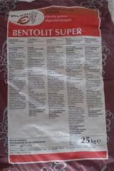 Бентолит супер (BENTOLIT SUPER)