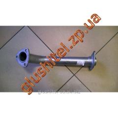 Pipe receiving VAZ 2110 1.6 2005 of Sks