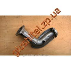 Pipe receiving Gazelle dv.405 Euro-2 under
