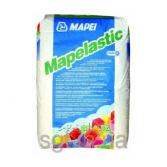 Mapei Mapelastic A - Elastic two-component cement