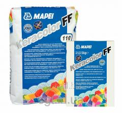 Mapei KERACOLOR FF (colors in the description) -