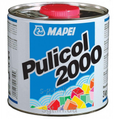 Mapei PULICOL 2000 - a fir-tree solvent for
