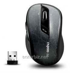 Mouse wireless RAPOO 7100p gray USB