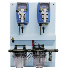 Automatic system of dispensing Emec assembled,