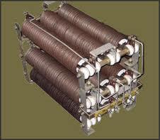 Electric equipment sets. Block of BR-1 resistors