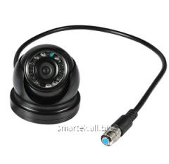 Автомобильная камера видеонаблюдения HDCAM 8038 с ИК подсветкой