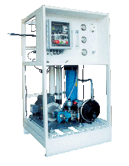 Installations are desalination electrodialysis.