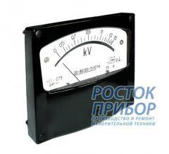 C75 voltmeters