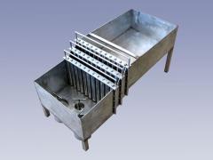 Сепаратор стержневой магнитный Полюс-ПР-МСС для