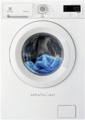 Electrolux EWF 1076 GDW washing machine, code