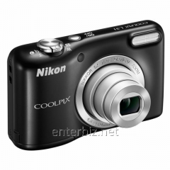 Digital camera Nikon Coolpix L31 Black (VNA871E1)