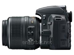 Зеркальная фотокамера Nikon D3200 + 18-55mm VR II