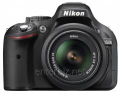 Зеркальная фотокамера Nikon D5200 + 18-55mm VR II