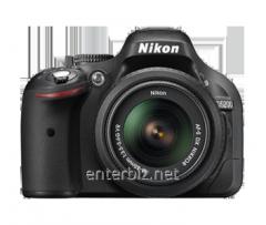 Nikon SLR camera D5200 series KIT + KIT8-VR 105