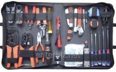 Gembird TK Network tool kit tool kit (31 pieces),