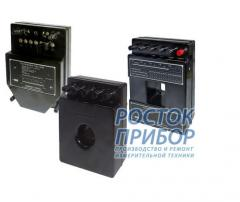 Laboratory measuring current transformers of I54M,