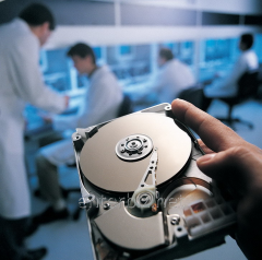 Data recovery from operational HDD (after