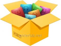 Premium software installation, code 102536