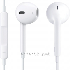 Cable Apple Earpods + Remote + Mic for iPhone 5/5S