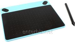 Планшет Wacom Intuos Draw Blue Pen S(CTL-490DB-N)