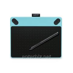 Планшет Wacom Intuos Comic Blue PT S(CTH-490CB-N)