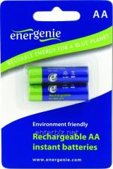 Аккумулятор EnerGenie AA 2300mAh 2 шт в блистере (EG-BA-106), код 102346
