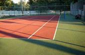 Корты теннисные