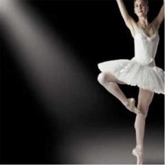 Scenic dancing Grabo linoleum
