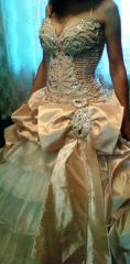 Wedding dress, Kharkiv
