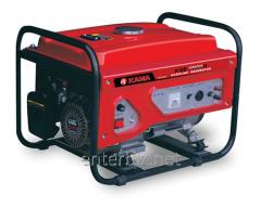 Kama KGE2600X gasoline-driven generator, code