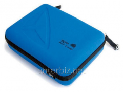 Case of SP POV Case Small GoPro-Edition Blue