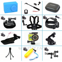 Set of accessories 12-in-1 Basic Common Outdoor