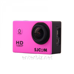 Action chamber of SJCAM SJ4000 Original Pink, code