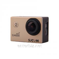 Action chamber of SJCAM SJ4000 WIFI Version Camera