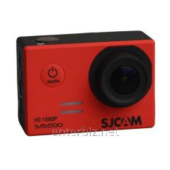 Action chamber of SJCAM SJ5000 Red, code 111122