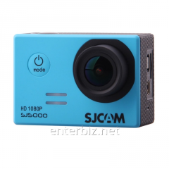 Action chamber of SJCAM SJ5000 Blue, code 111124