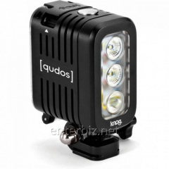 Action small lamp of GoPro Qudos Action Black