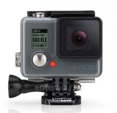 GoPro HERO action chamber +, ENGLISH/RUSSIAN