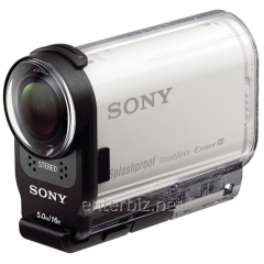 Action chamber of Sony Action Cam HDR-AS200V White