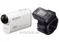 Action chamber 4K Sony Action Cam FDR-X1000V with
