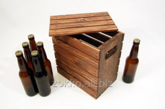 Ящик на 12 бутылок, арт. Y5/12C