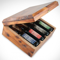 Ящик на 2 бутылки, арт. Y9/2C
